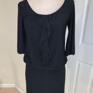 White House  Black market stretchy dress